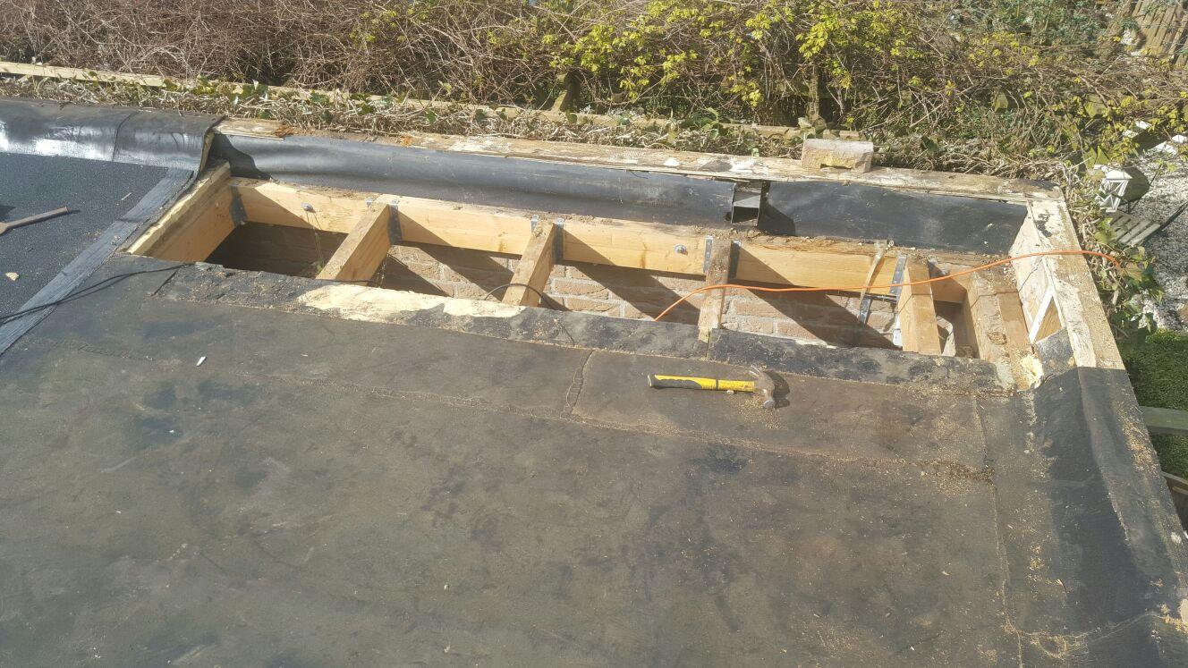 Dak Garage Vervangen : Garage tiel dak discounter
